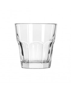 LIBBEY 15242 OLD FASHIONED GIBRALTAR 266 ML.