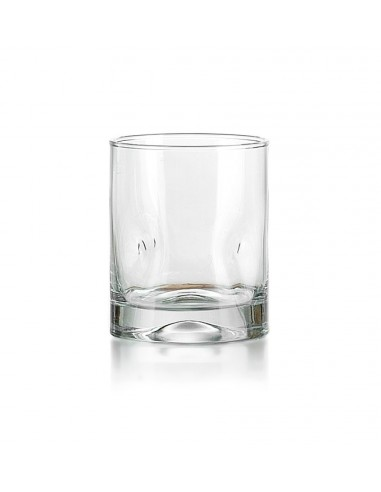 CRISA 6759 VASO OLD FASHIONED DOBLE PEDRADA 325 ML