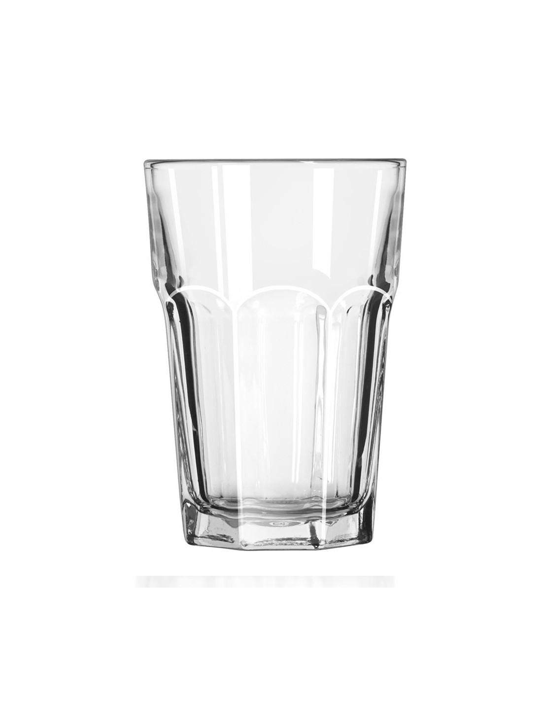 Libbey 15244 vaso gibraltar 414 ml for Vasos para bar