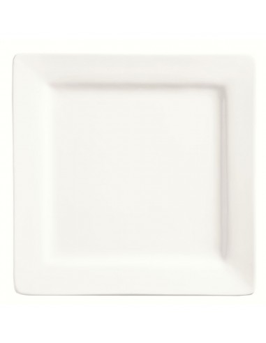 libbey world slate plato cuadrado 16 cm