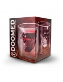 Shot Calavera 2.5 oz Doomed Shot Glass