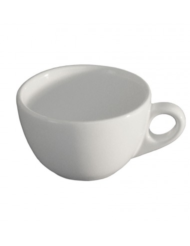 Taza para caf anfora blanco polar for Implementos restaurante