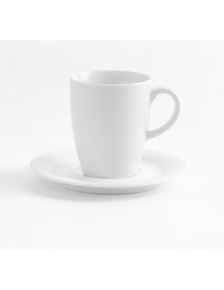 JGO TAZA Y PLATO PARA CAFÉ PRONTO