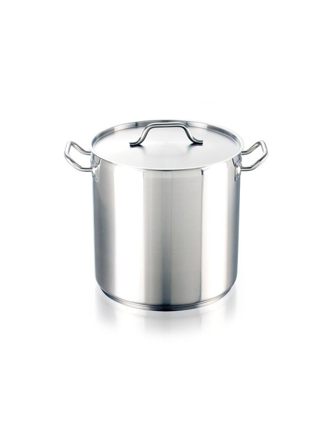 Premier aci000olla50 olla de acero inoxidable de 50 cm for Utensilios cocina acero inoxidable