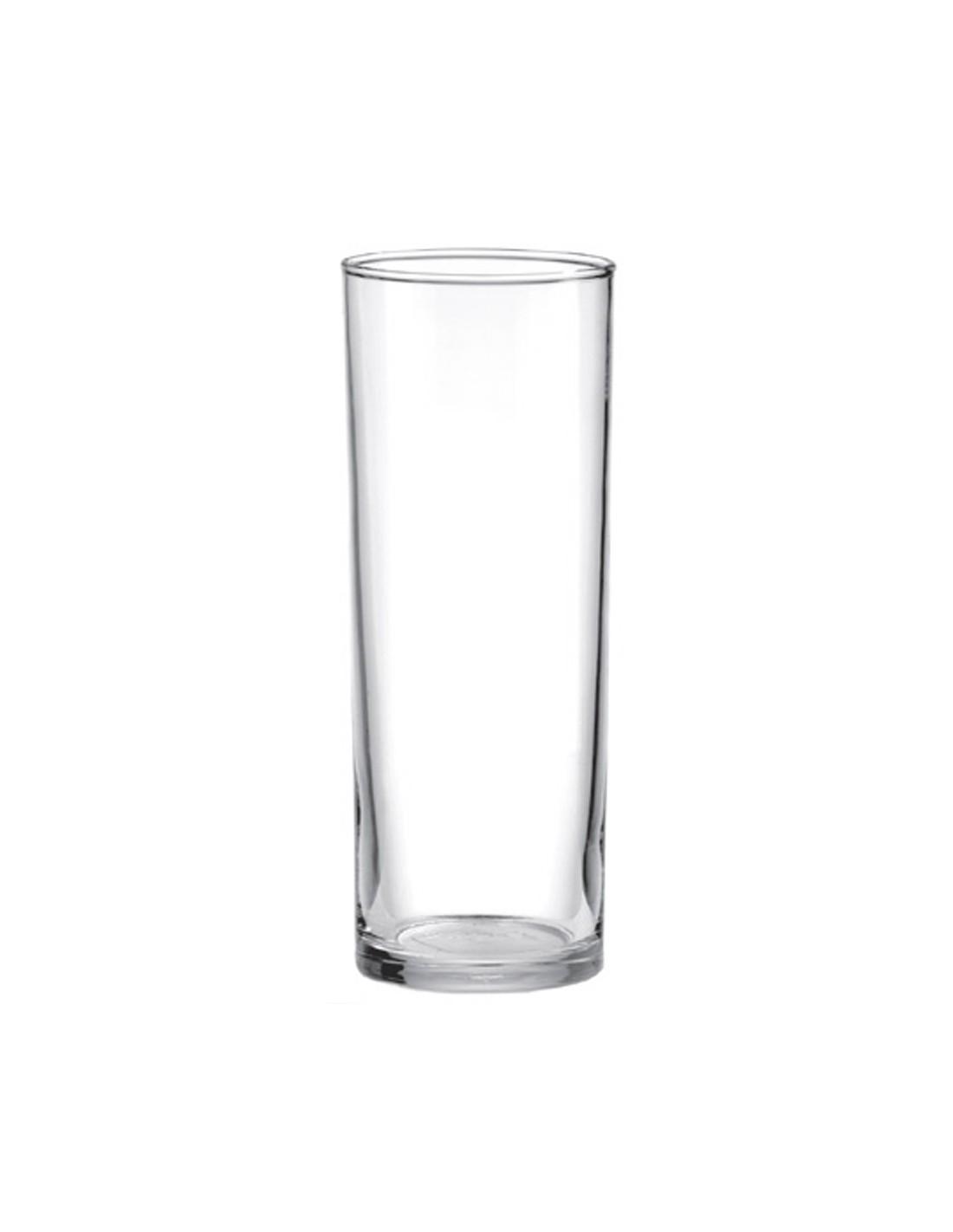 Crisa 9015 vaso high ball bar lunita 260 ml for Vasos para bar