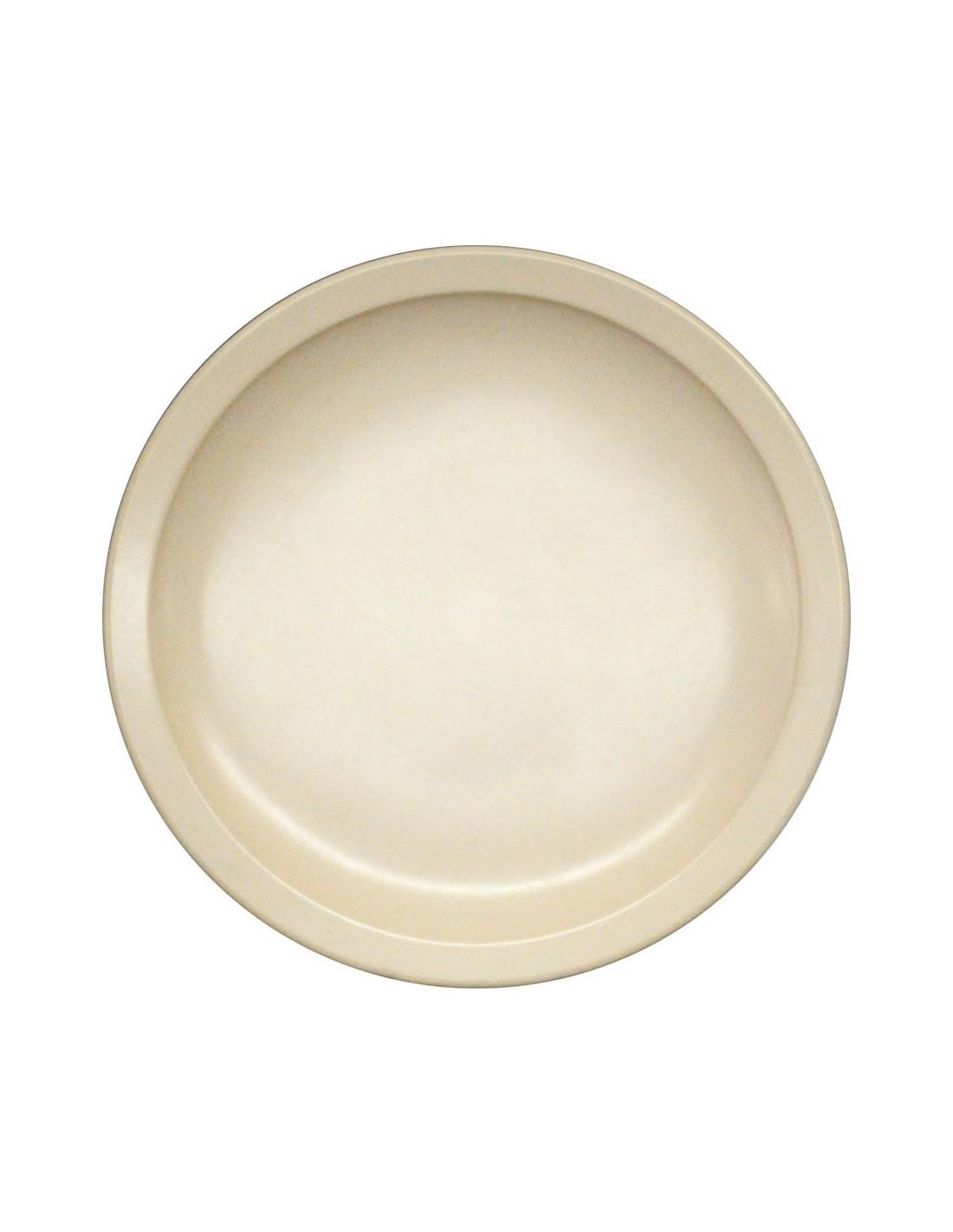 Lenox p9 plato trinche 23 cm melamina for Platos para