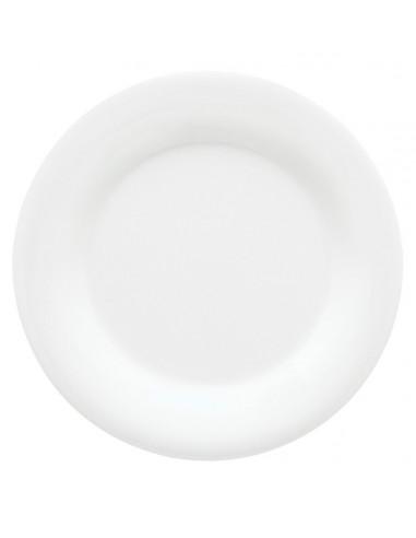 GET WP-9-DW PLATO DIAMOND WHITE 23CM MELAMINA