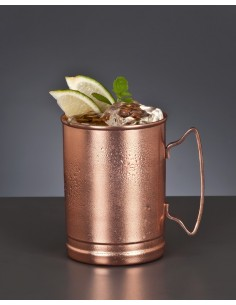 CMM-200 TARRO COPPER MOSCOW MULE CUP 14 OZ