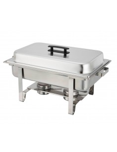 winco C-3080B chafer entero flexible