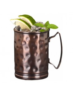 MM-200 TARRO HAMMERED MOSCOW MULE CUP 14 OZ