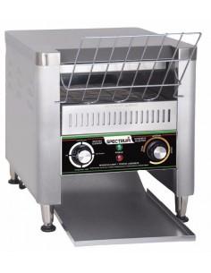 winco ect-500 electric countertop toaster tostador industrial