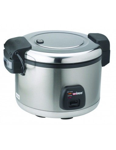 cocedor de arroz winco RC-S300 arrocera electrica 30 tazas