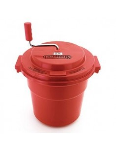 chef master 90012 secador de lechuga 10 litros 3 galones