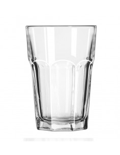 15244 VASO GIBRALTAR 414 ML / 14 OZ