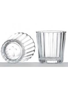 crisa 0961 vaso veladora vaso cruz mezcal 83 ml 3 oz