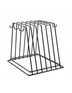 Rack para Placas para Picar Winco CB-6K