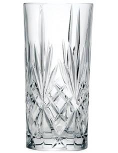Vaso de cristal Highball RCR Melodia