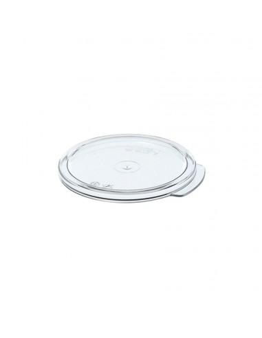 cambro RFSCWC2 tapa para recipiente redondo