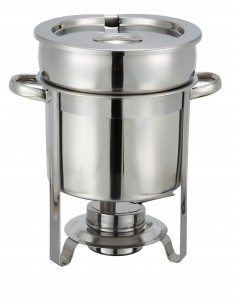 WINCO 207 Calentador de sopa de 6.5L