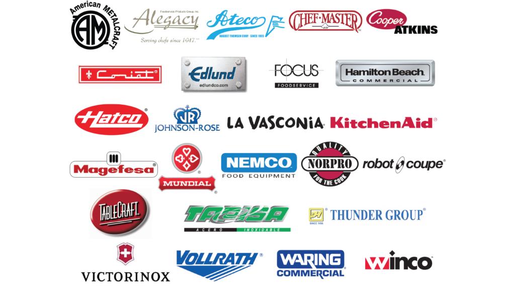 Nuestras marcas solutions by proveedora diez for Marcas de cocinas